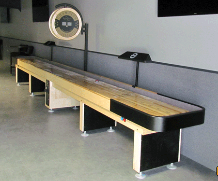 Photo Landoll Lanes Shuffleboard