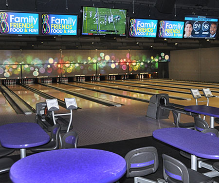 Landoll Lanes, Bowling Lanes Photo